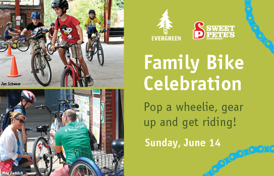 Family Bike Celebration