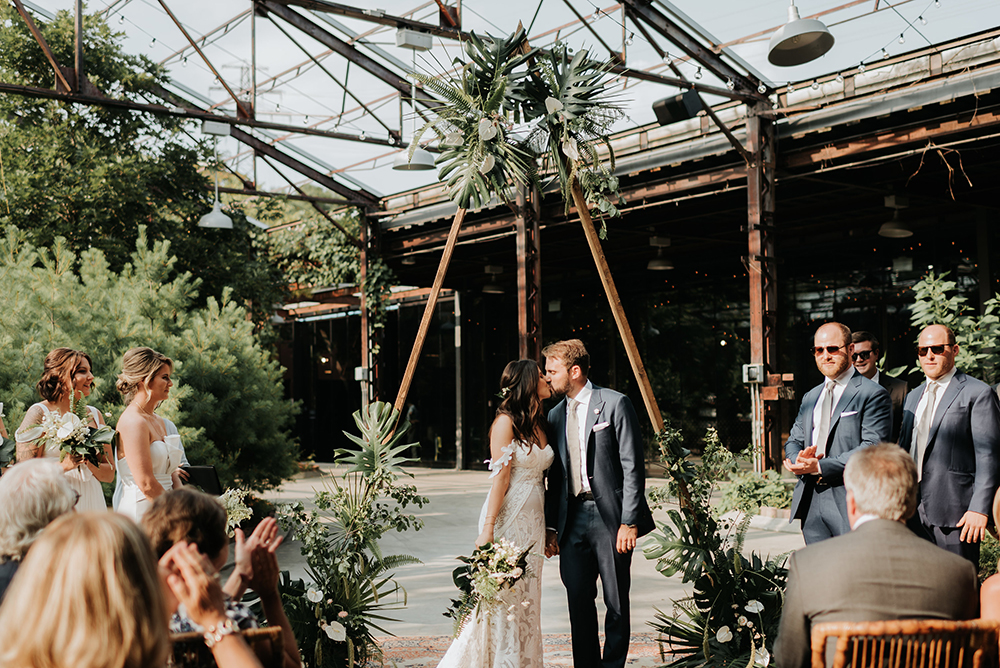 Microceremony at Evergreen Brick Works