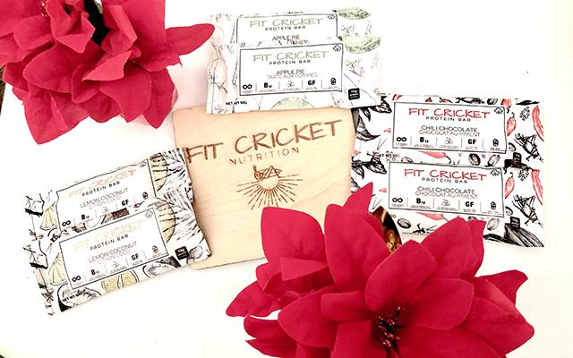 Fit Cricket snacks