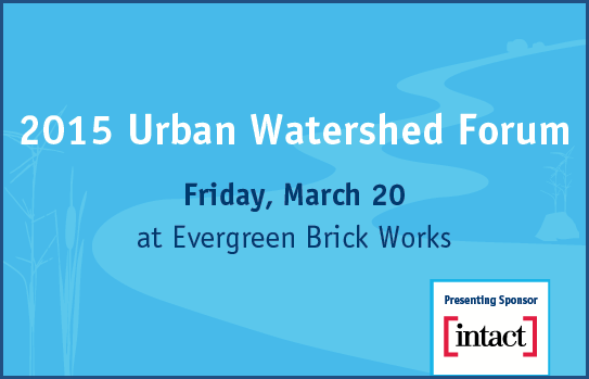 Urban Watershed Forum