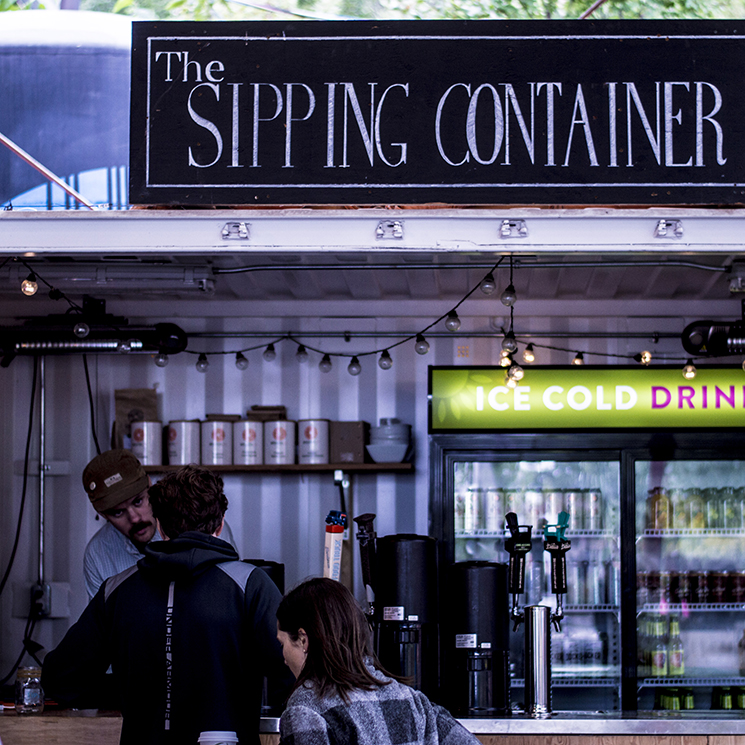 The Sipping Container