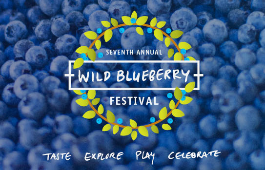 The 7th Annual Wild Blueberry Festival at Evergreen Brick Works