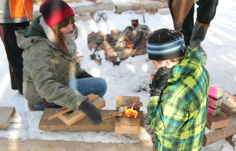Winter Nature Nut Kids' Club | Outdoor adventures for explores aged 7–12
