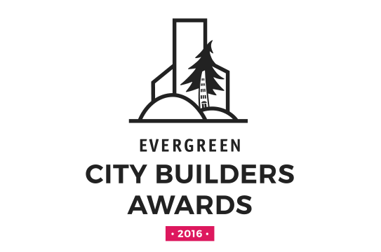 Evergreen 2016 City Builders Awards