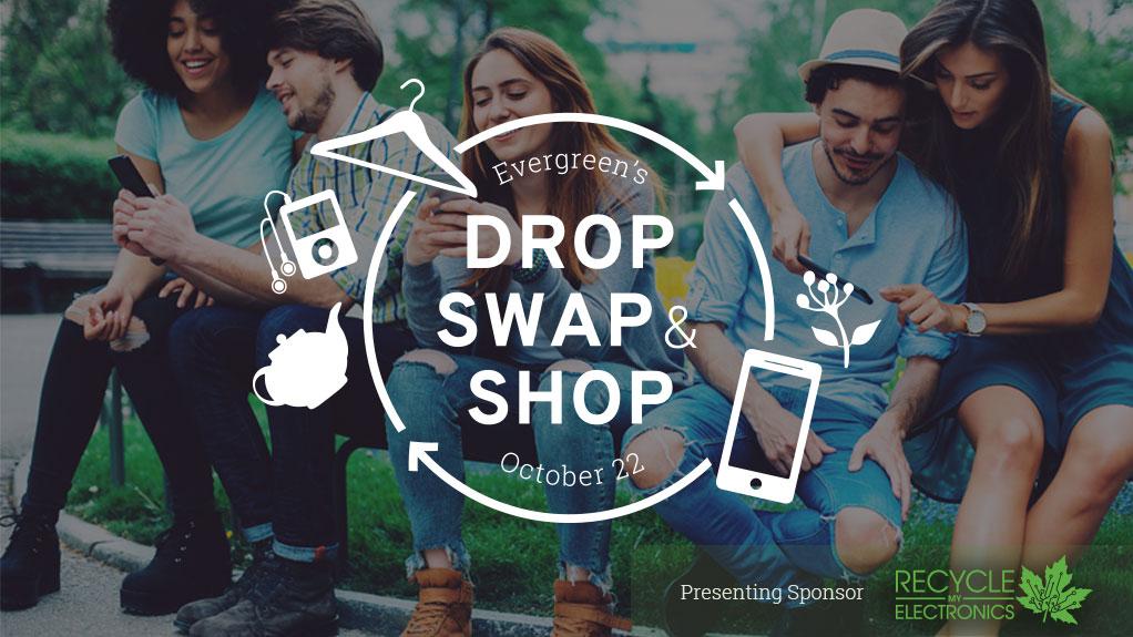 Fall Drop Swap & Shop - Learn More