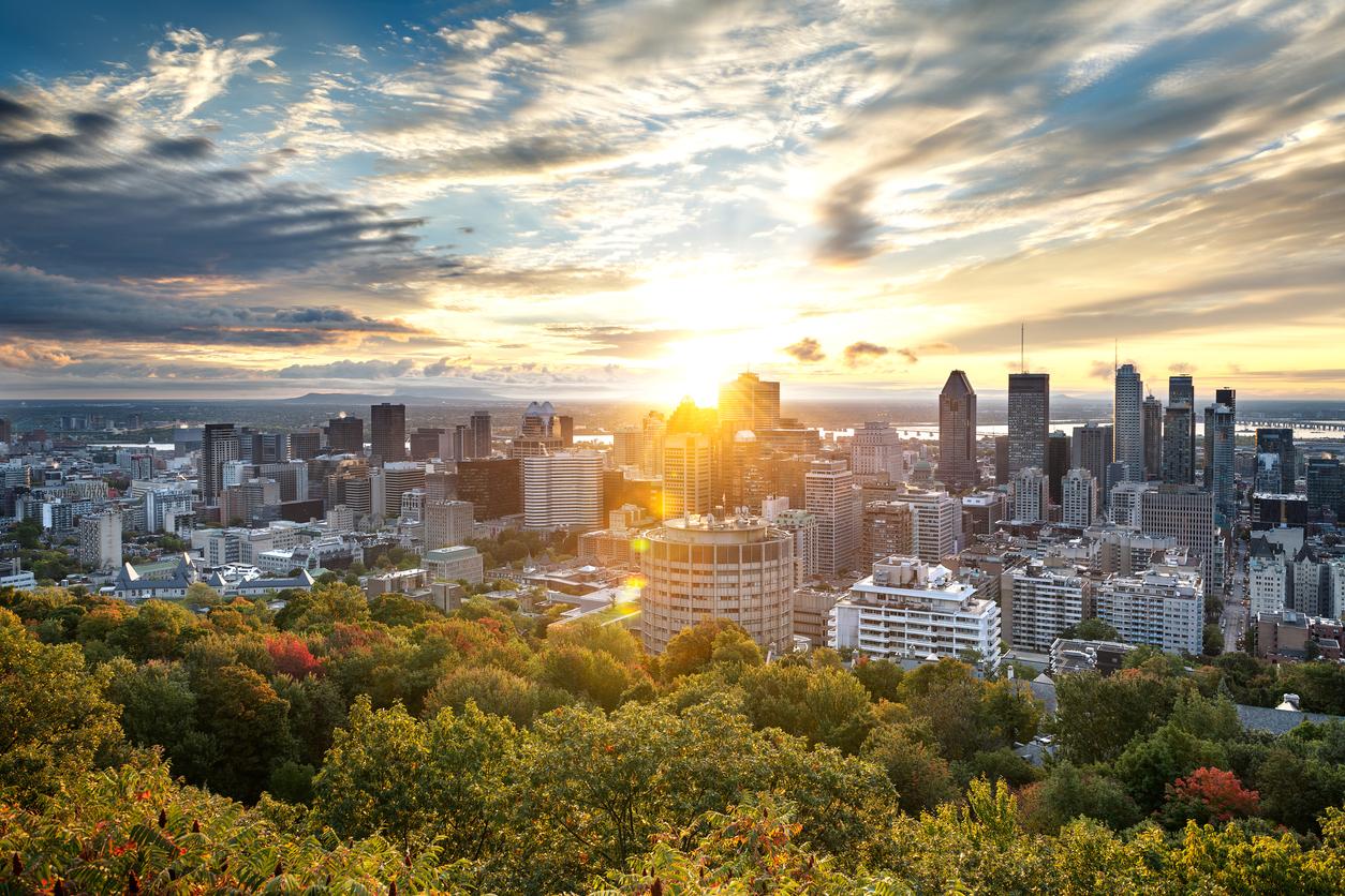 Montreal's Mount Royal