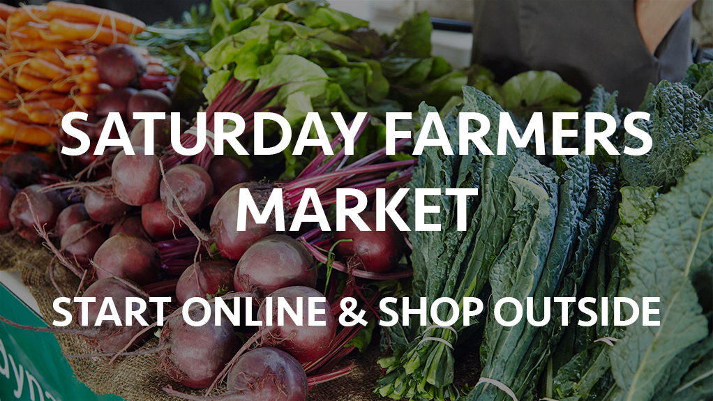 Saturday Farmers Market Start Online & Shop Outside Evergreen
