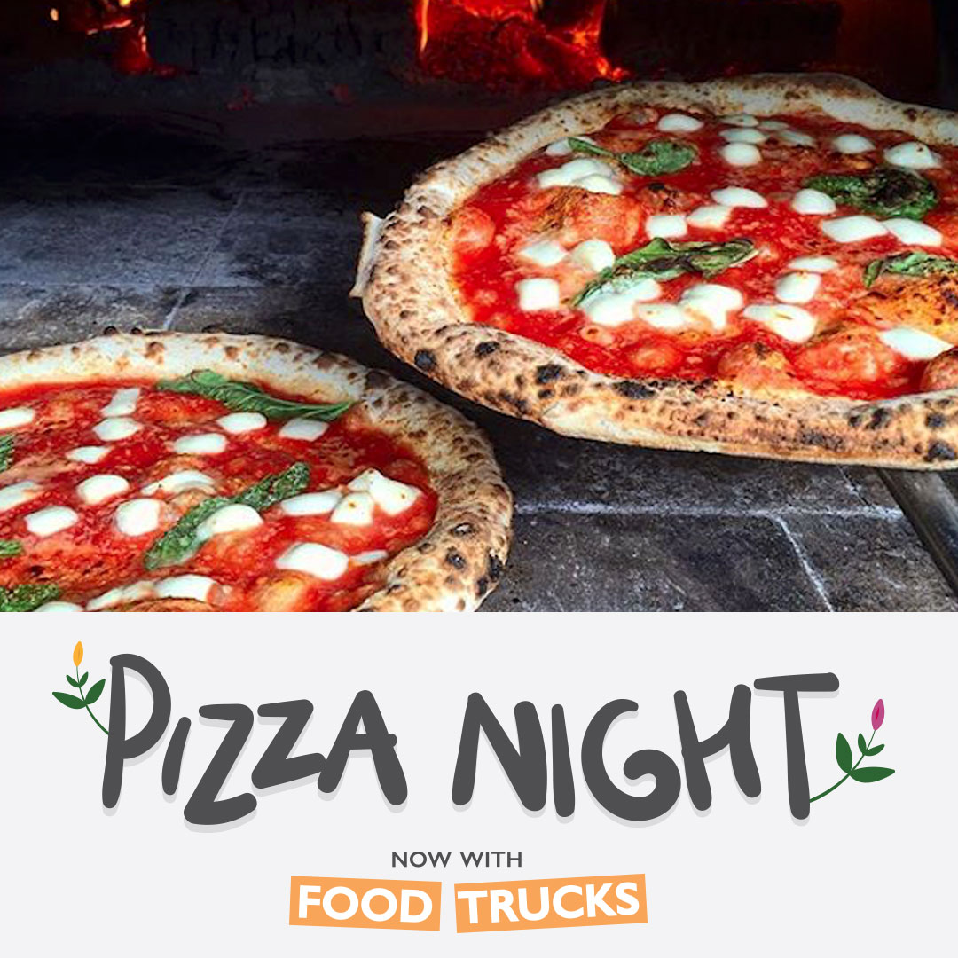 Pizza Night at Evergreen Brick Works