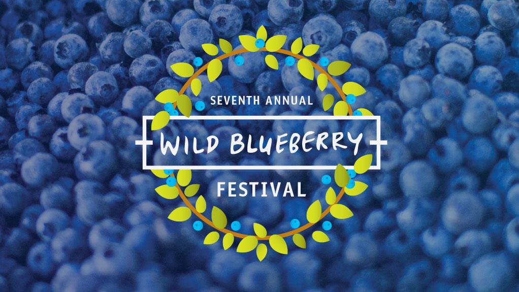 7th Annual Wild Blueberry Festival