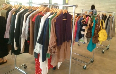 Fall Community Clothing Swap | Sunday, October 19