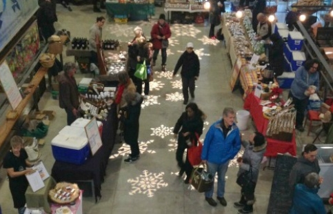 Holiday Farmers' Market | Shop local ingredients and VQA wine