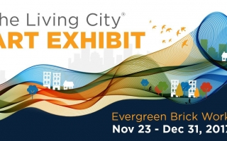 TRCA The Living City Exhibit. November 23-December 31, 2017.