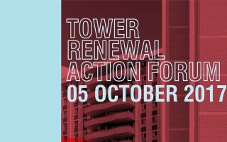 Tower Renewal Action Forum on October 5, 2017