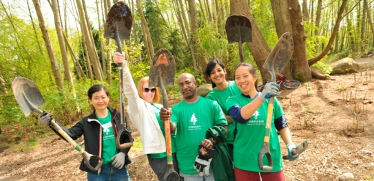 Community Stewardship | Riverwood Conservancy, Mississauga