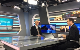 Evergreen CEO Geoff Cape was invited to BNN on Wednesday morning to speak about shaping future cities in Canada.