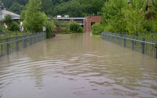 Evergreen Brick Works floods do happen, but we have ways to minimize the risk.
