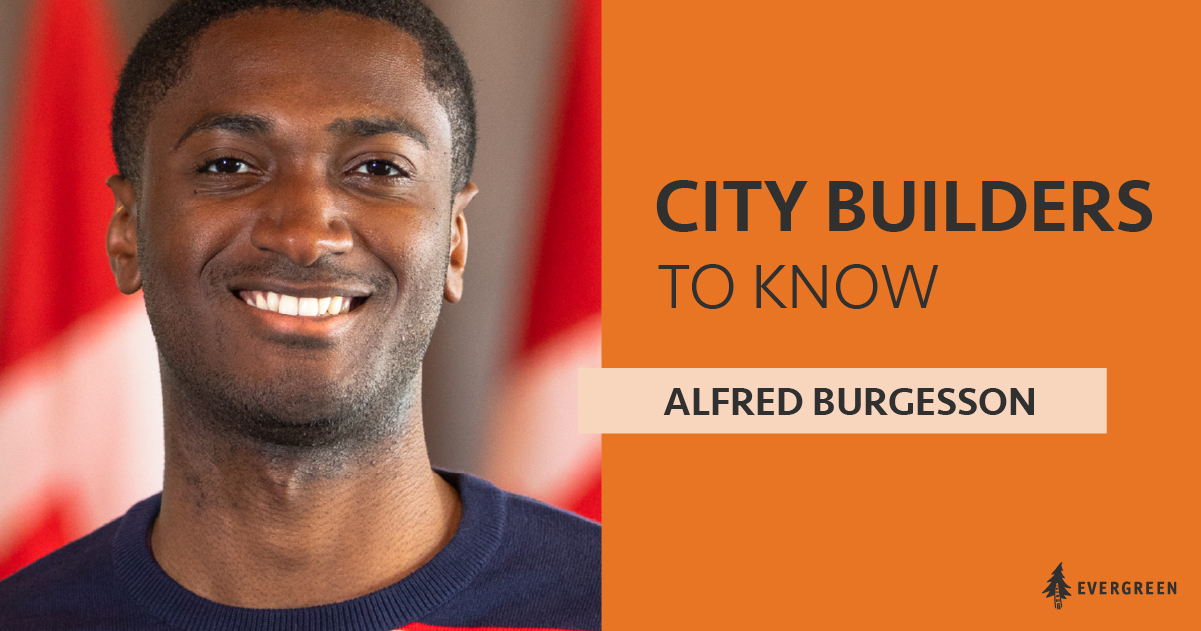 City Builders to Know, Alfred Burgesson