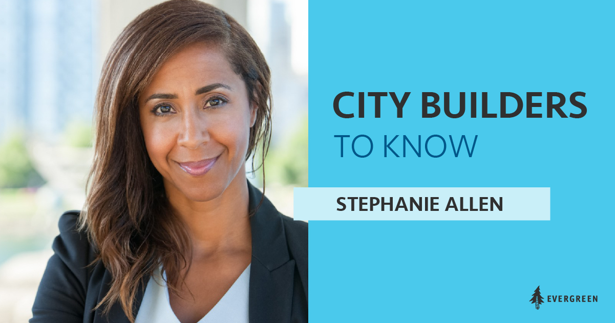 City Builders to Know, Stephanie Allen