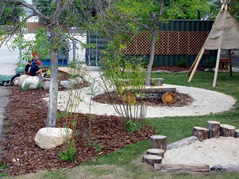 Kindergarten Yard Design: Gallery: Outdoor Kindergarten And Early Years Spaces