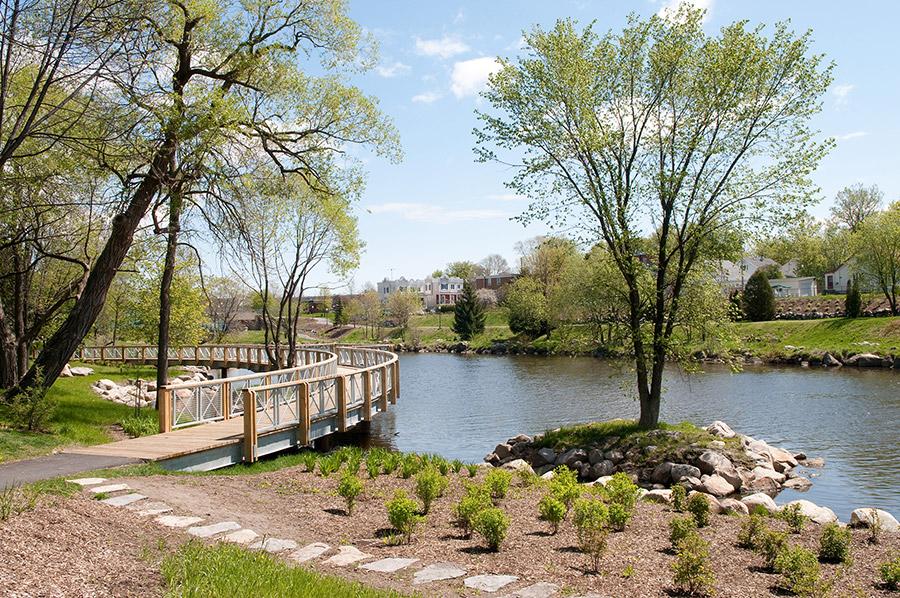 Parc linéaire de la Rivière-Saint-Charles — Quebec City, QC