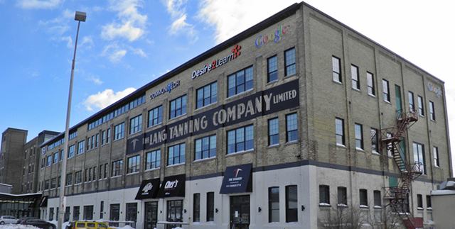 The Tannery in Kitchener.