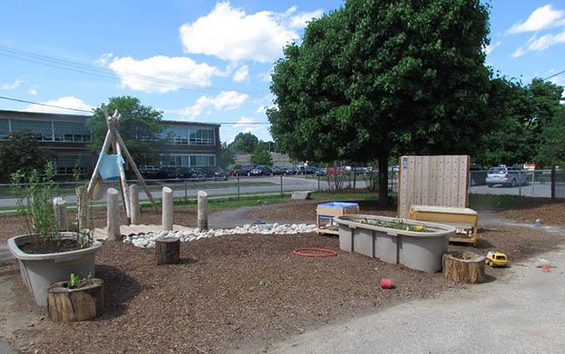 Rockway school in Waterloo.