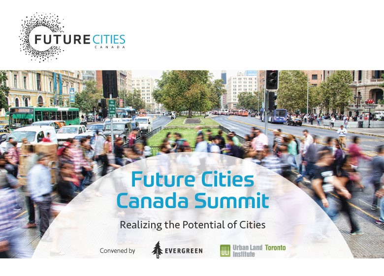 Realize the potential of cities.