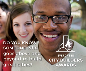 Evergreen City Builders Awards